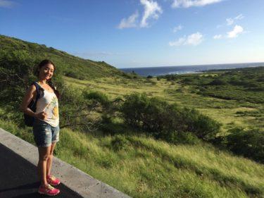 海もいいけどトレッキングもね!ハワイのオススメスポット「マカプウ岬」